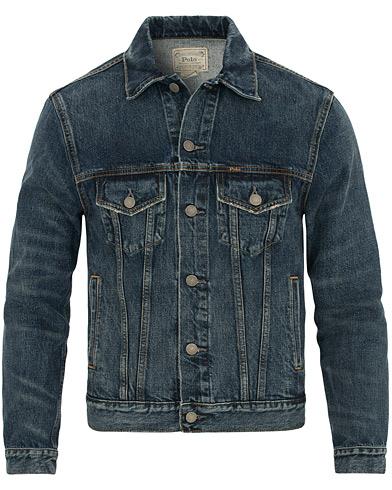 Polo Ralph Lauren Jeans Jacket Trenton i gruppen Klær / Jakker hos Care of Carl (14575211r)