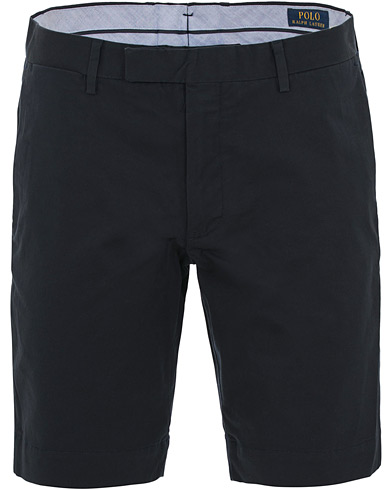 Polo Ralph Lauren Slim Fit Hudson Stretch Chino Shorts Aviator Navy i gruppen Klær / Shorts / Chinosshorts hos Care of Carl (14575711r)