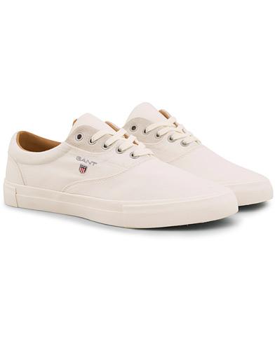 GANT Hero Sneaker Off White i gruppen Skor / Sneakers / Låga sneakers hos Care of Carl (14613511r)