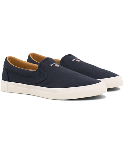 GANT Hero Slip On Marine i gruppen Sko / Sneakers / Slip-on-sneakers hos Care of Carl (14614011r)