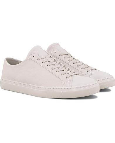 Filippa K Morgan Low Calf Sneaker White i gruppen Sko / Sneakers / Sneakers med lavt skaft hos Care of Carl (14621511r)