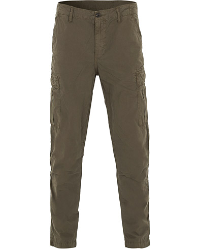 BOSS Casual Sebas Cargo Pants Army Green i gruppen Tøj / Bukser / Cargobukser hos Care of Carl (14643111r)