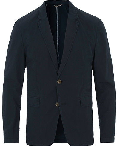 BOSS Casual Bismark Blazer Jacket Navy i gruppen Tøj / Jakker / Tynde jakker hos Care of Carl (14643511r)