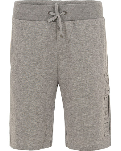 BOSS Heritage Sweat Shorts Grey i gruppen Tøj / Shorts / Træningsshorts hos Care of Carl (14652711r)