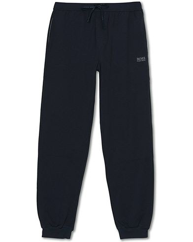 BOSS Loungewear Sweatpants Navy i gruppen Klær / Bukser / Joggebukser hos Care of Carl (14652911r)