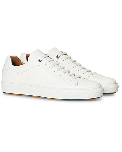 BOSS Tailored Mirage Tenn Sneaker White Calf i gruppen Sko / Sneakers / Sneakers med lavt skaft hos Care of Carl (14654911r)