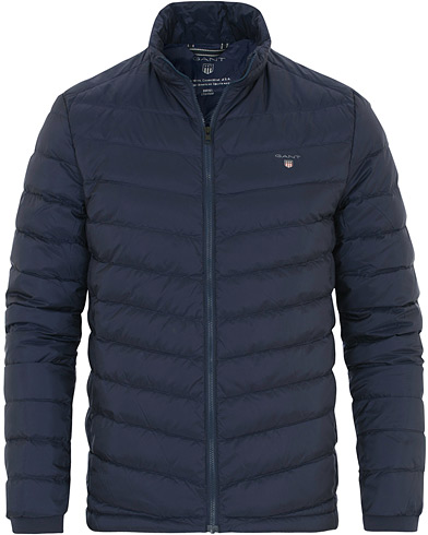 GANT The Airie Down Jacket Classic Blue i gruppen Kläder / Jackor / Dunjackor hos Care of Carl (14695511r)