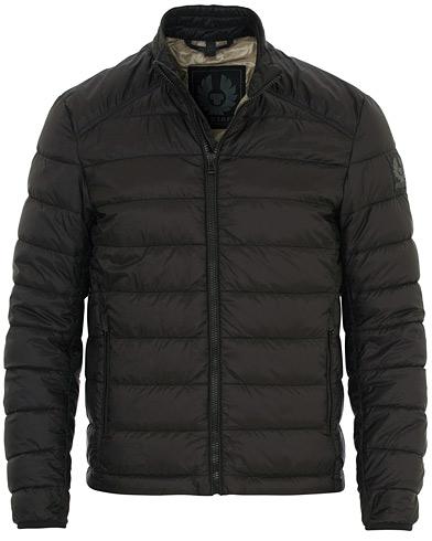 Belstaff Ryegate Lightweight Jacket Black i gruppen Tøj / Jakker / Forede jakker hos Care of Carl (14779411r)