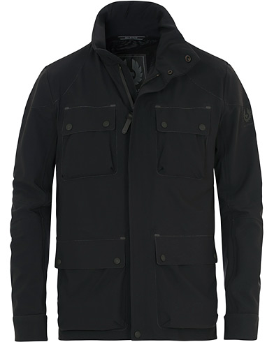 Belstaff Trialmaster Stretch Shell Jacket Black i gruppen Tøj / Jakker hos Care of Carl (14780211r)