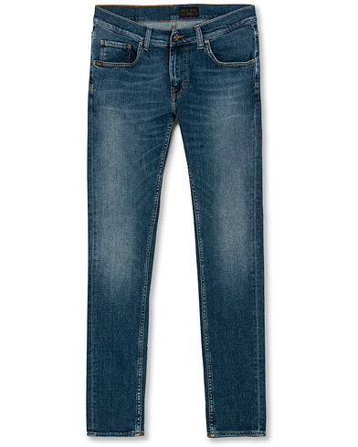 Tiger of Sweden Jeans Slim Hint Jeans Medium Blue i gruppen Klær / Jeans / Smale jeans hos Care of Carl (14788511r)