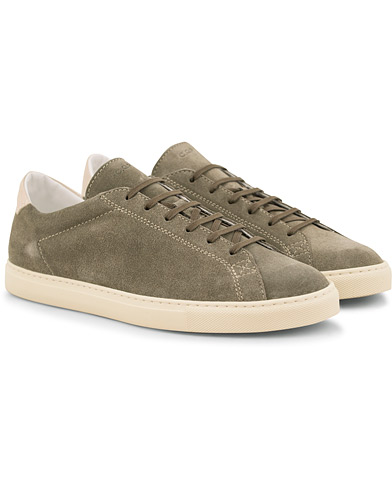 C.QP Racquet Sneaker Faded Green i gruppen Skor / Sneakers / Låga sneakers hos Care of Carl (14814111r)