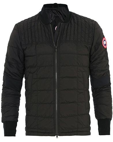 Canada Goose Dunham Jacket Black i gruppen Klær / Jakker / Tynne jakker hos Care of Carl (14817711r)