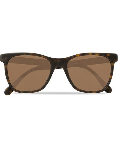 Polo Ralph Lauren 0PH4128 Sunglasses Brown  i gruppen Accessoarer / Solglasögon / D-formade solglasögon hos Care of Carl (14847110)