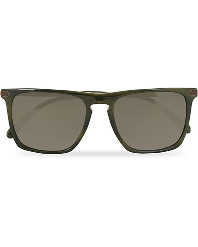 Oliver Peoples Rue de Sèvres X Berluti Sunglasses Green/Brown Polarized  i gruppen Accessoarer / Solglasögon / D-formade solglasögon hos Care of Carl (14849310)