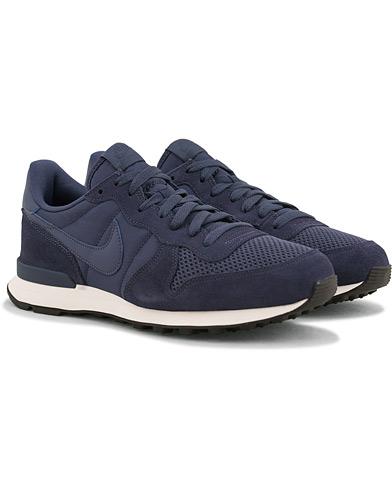 Nike Internationalist Sneaker Navy i gruppen Sko / Sneakers / Running sneakers hos Care of Carl (14850811r)