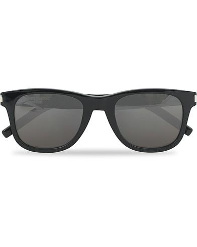 Saint Laurent SL 51 Sunglasses Black  i gruppen Assesoarer / Solbriller / Buede solbriller hos Care of Carl (14863210)