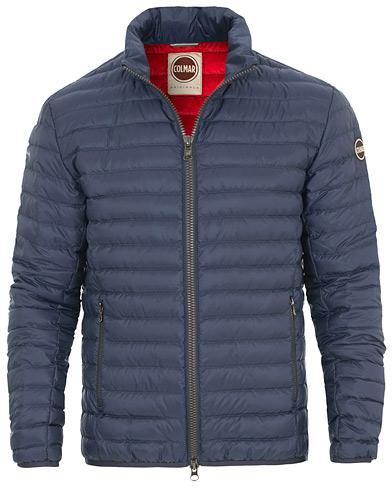 Colmar Lightweight Down Jacket Jeans Blue i gruppen Klær / Jakker / Vatterte jakker hos Care of Carl (14880911r)