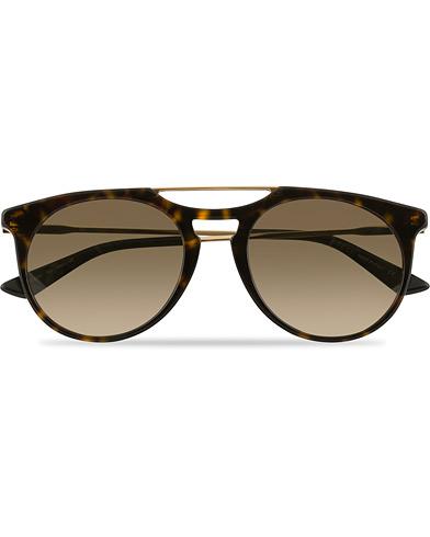 Gucci GG0320S Sunglasses Havana  i gruppen Assesoarer / Solbriller / Runde solbriller hos Care of Carl (14968610)