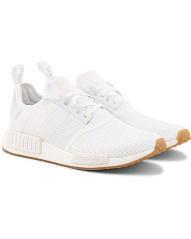 adidas Originals NMD_R1 Running Sneaker White i gruppen Sko / Sneakers / Running sneakers hos Care of Carl (14978411r)