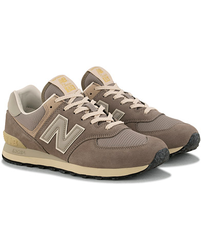 New Balance 574 Running Sneaker Steel Grey i gruppen Sko / Sneakers / Running sneakers hos Care of Carl (15006911r)