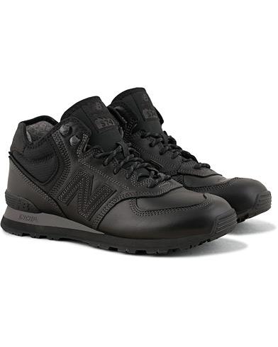New Balance 574 Winter Running Sneaker Black i gruppen Sko / Sneakers / Running sneakers hos Care of Carl (15008211r)