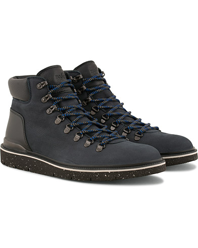 Hogan Nubuck Hiking Boot Dark Blue i gruppen Sko / Støvler hos Care of Carl (15047311r)