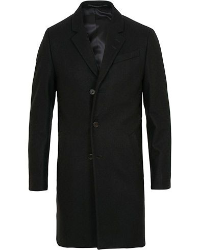 Tiger of Sweden Cempsey Wool/Cashmere Coat Black i gruppen Tøj / Jakker / Frakker hos Care of Carl (15076511r)
