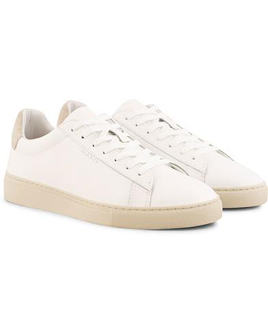 GANT Major Sneaker White i gruppen Sko / Sneakers / Sneakers med lavt skaft hos Care of Carl (15106011r)
