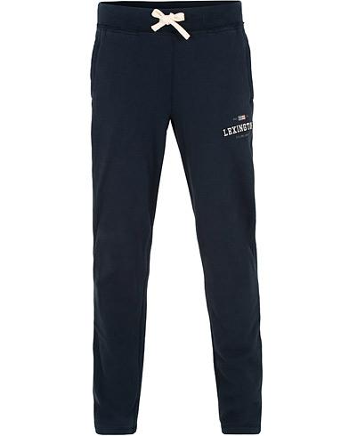 Lexington Brandon Jersey Pants Deepest Blue i gruppen Klær / Bukser / Joggebukser hos Care of Carl (15111711r)