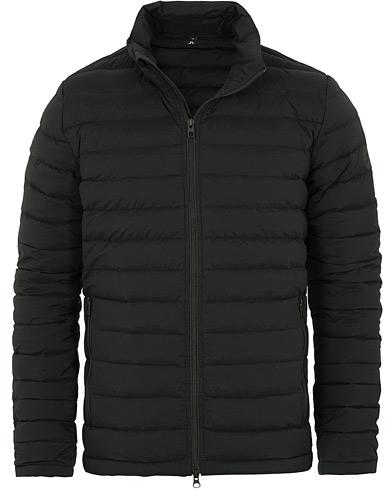 J.Lindeberg M EACE Sweater Down Jacket Black i gruppen Kläder / Jackor / Dunjackor hos Care of Carl (15119111r)