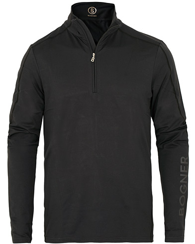 Bogner Harrison Tech Half Zip Sweater Black i gruppen Kläder / Tröjor / Zip-tröjor hos Care of Carl (15133911r)