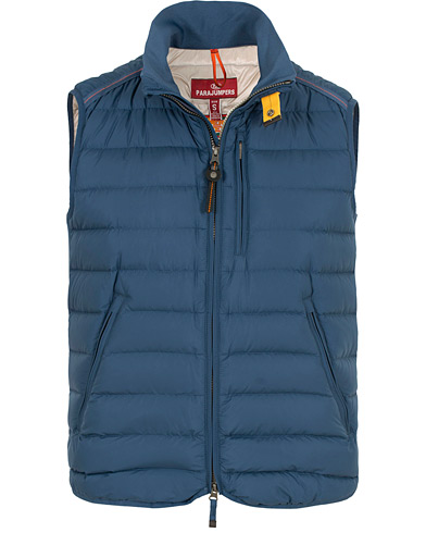Parajumpers Perfect Lightweight Vest Dark Indigo i gruppen Kläder / Västar hos Care of Carl (15142111r)