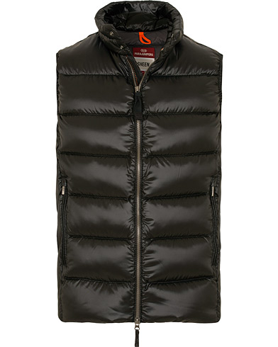 Parajumpers Jeordie High Gloss Down Vest Black i gruppen Tøj / Veste hos Care of Carl (15142411r)