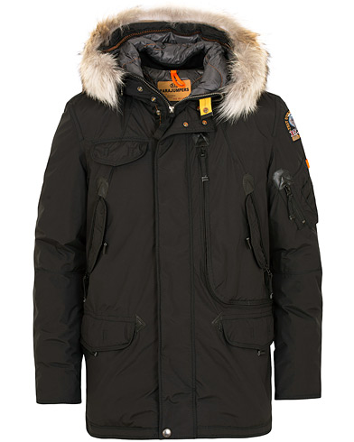 Parajumpers Right Hand Light Masterpiece Parka Black i gruppen Kläder / Jackor / Parkas hos Care of Carl (15143311r)
