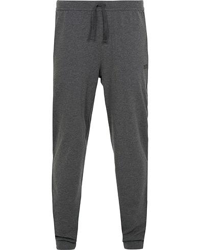 BOSS Light Sweatpants Medium Grey i gruppen Tøj / Bukser / Sweatpants hos Care of Carl (15147611r)
