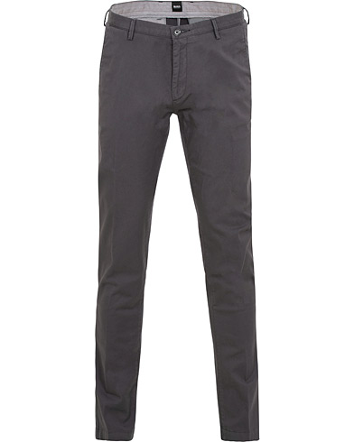 BOSS Rice 3D Chinos Grey i gruppen Tøj / Bukser / Chinos hos Care of Carl (15149111r)