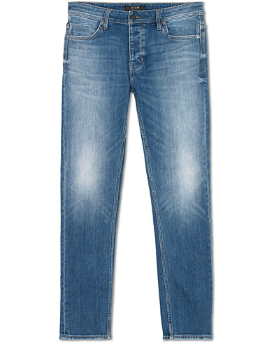 Neuw Lou Slim Stretch Jeans Electric i gruppen Klær / Jeans / Smale jeans hos Care of Carl (15171011r)
