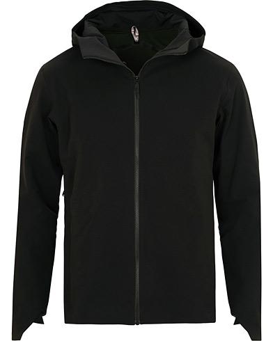 Arc'teryx Veilance Isogon MX Water Resistant Hooded Jacket Black i gruppen Tøj / Jakker / Tynde jakker hos Care of Carl (15173511r)
