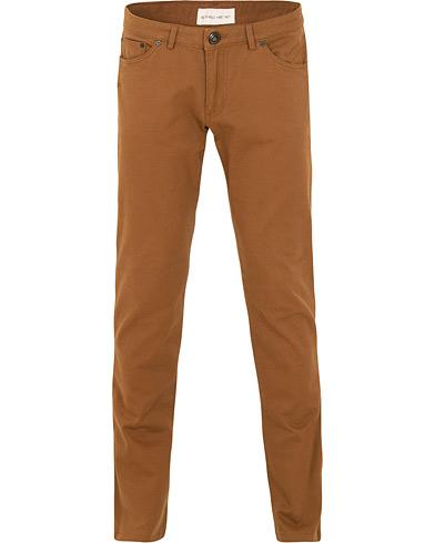 Etro 5 Pocket Trousers  Brown i gruppen Kläder / Byxor / 5-ficksbyxor hos Care of Carl (15188211r)