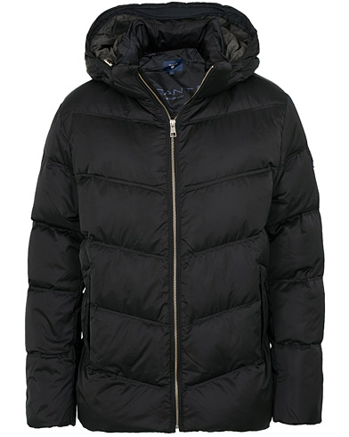 GANT The Alta Down Jacket Black i gruppen Klær / Jakker / Dunjakker hos Care of Carl (15202711r)