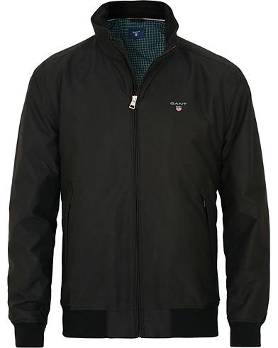 GANT Hampshire Jacket Black i gruppen Klær / Jakker / Tynne jakker hos Care of Carl (15203711r)