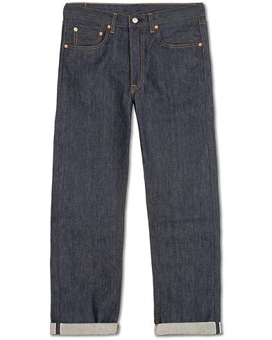 Levi's Vintage Clothing 1976 501 Original Jeans Rigid Q2107 i gruppen Kläder / Jeans / Raka jeans hos Care of Carl (15226711r)