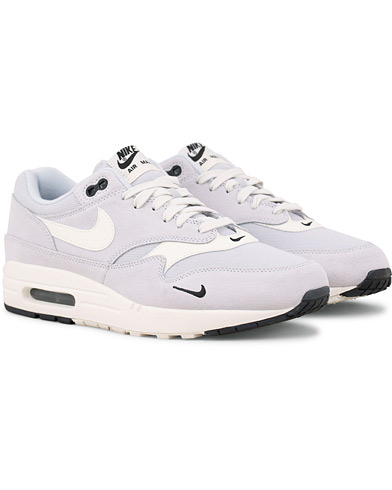Nike Air Max 1 Running Sneaker Off White i gruppen Sko / Sneakers / Running sneakers hos Care of Carl (15233711r)