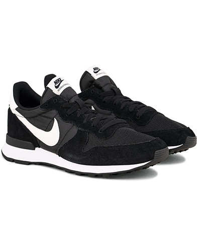 Nike Internationalist Running Sneaker Black i gruppen Sko / Sneakers / Sneakers med lavt skaft hos Care of Carl (15235111r)