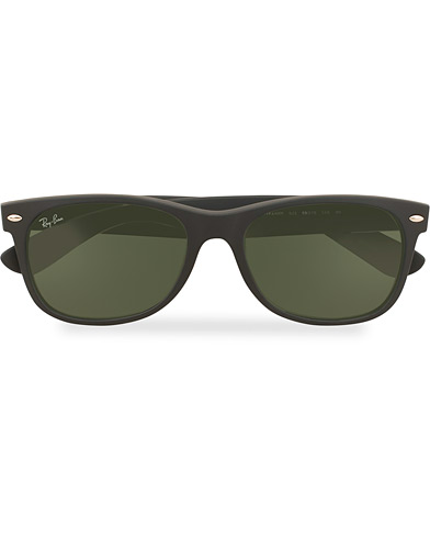 Ray-Ban 0RB2132 Sunglasses Crystal Green  i gruppen Accessoarer / Solglasögon / D-formade solglasögon hos Care of Carl (15235810)
