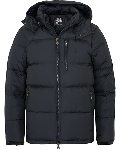 Polo Ralph Lauren El Cap Down Jacket Aviator Navy i gruppen Kläder / Jackor / Vadderade jackor hos Care of Carl (15278711r)