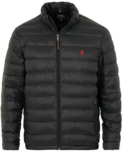 Polo Ralph Lauren Lightweight Jacket Black i gruppen Tøj / Jakker / Dunjakker hos Care of Carl (15278911r)
