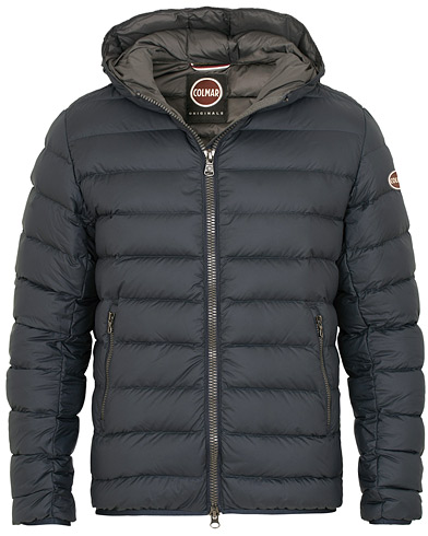 Colmar Empire Hooded Down Jacket Navy i gruppen Klær / Jakker / Dunjakker hos Care of Carl (15328211r)