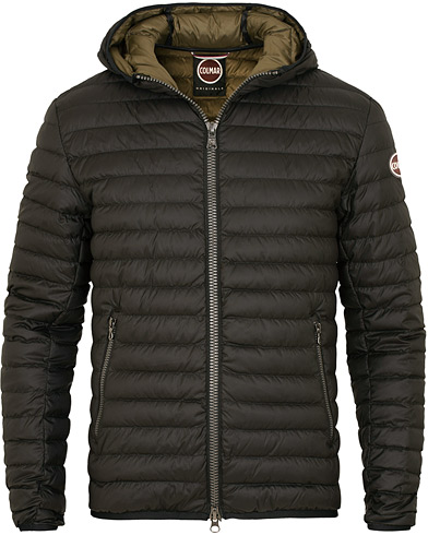 Colmar Floid Lightweight Down Hooded Jacket Black i gruppen Tøj / Jakker / Dunjakker hos Care of Carl (15328411r)