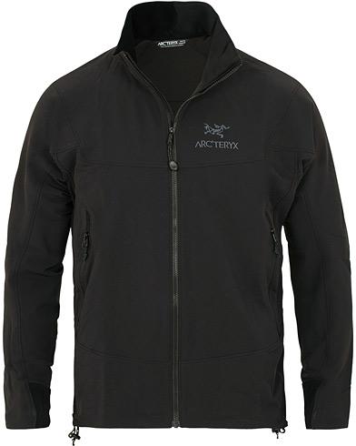 Arc'teryx Gamma LT Stretch Shell Jacket Black i gruppen Kläder / Jackor / Tunna jackor hos Care of Carl (15332311r)